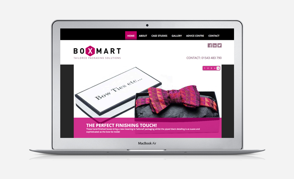 Boxmart Tailored Packaging Solutions - Bespoke Gift Boxes
