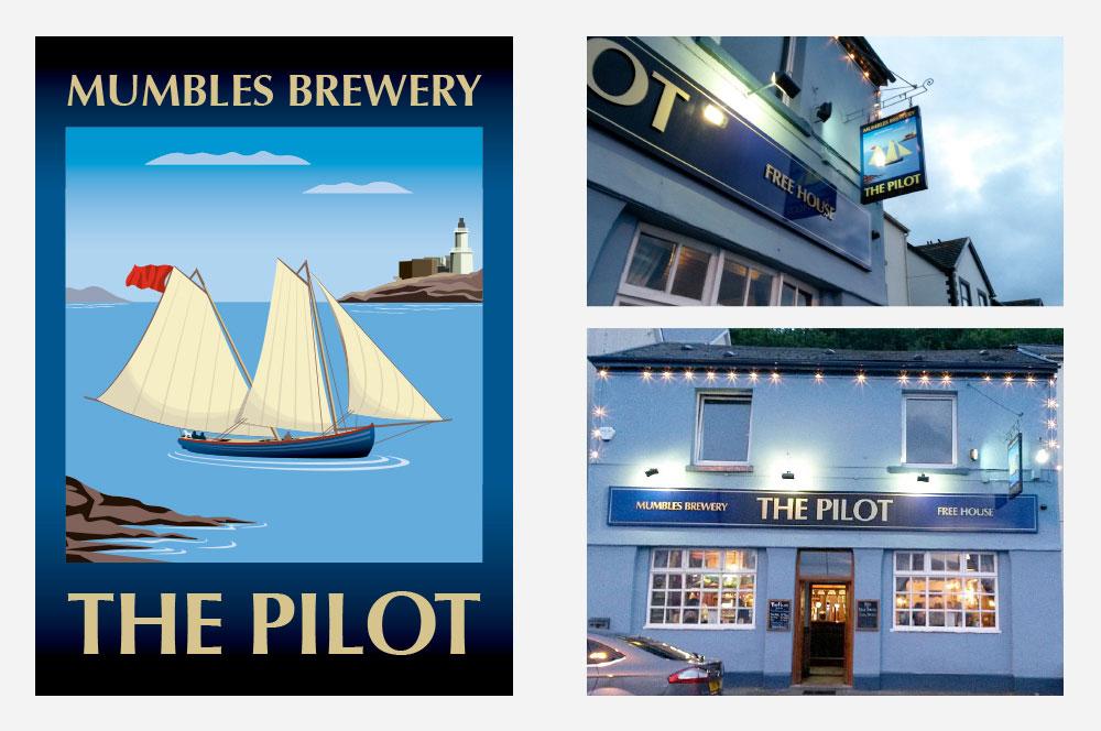 The Pilot, Mumbles