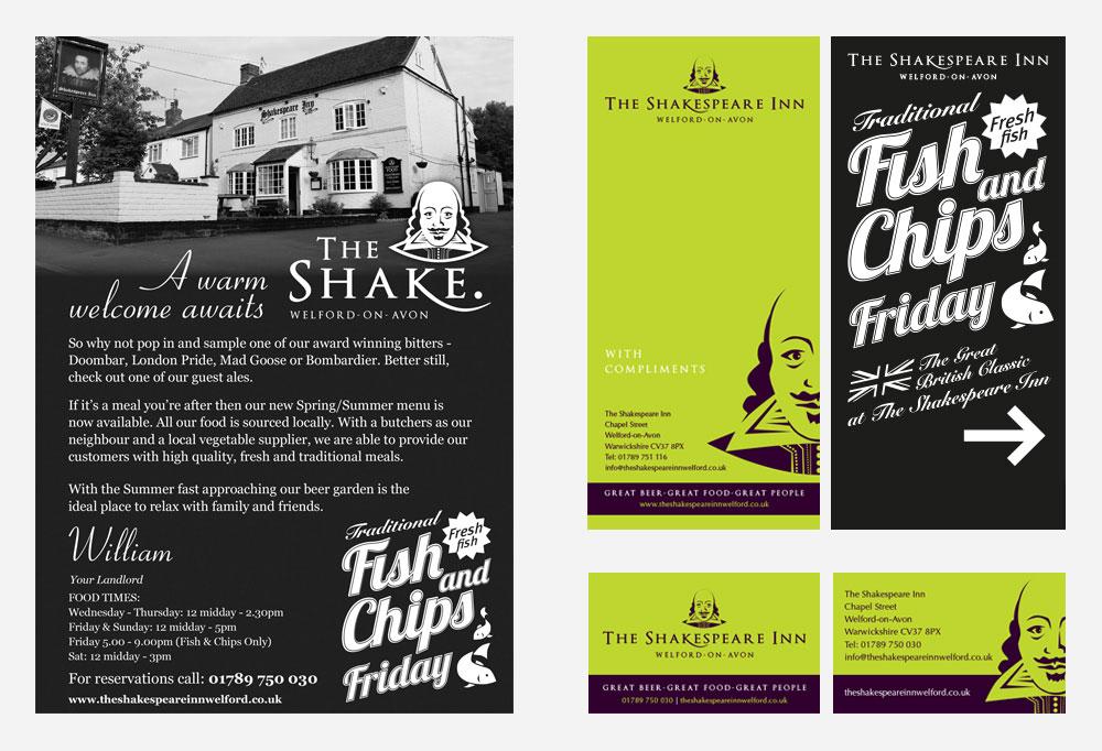 The Shakespeare Inn