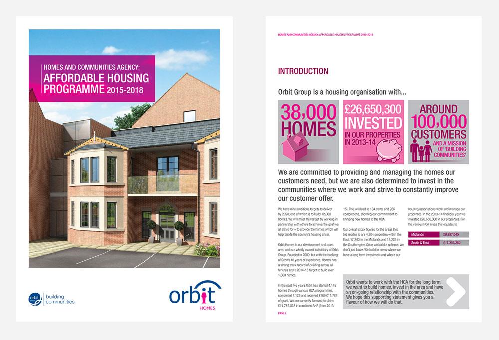 Orbit Housing