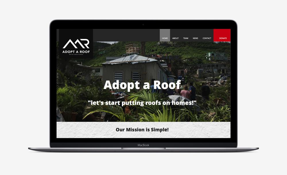 Adopt a Roof BVI